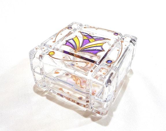 Boîte cristal n° 1. Fleur Tòth Fleur Toth