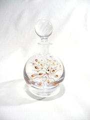 Flacon cristal «Divine». Fleur Toth