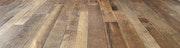 Planchers de chêne anciens en lames larges. Renaissance Concepts
