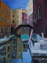 In Venedig.