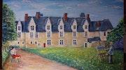 Chateau de Goulaine.