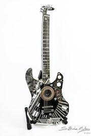 Scottish Guitar. Steve Burke