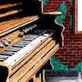 Pump Organ. Rich Berry