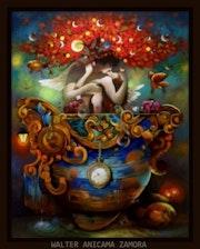 Sincronicidad de amor. Walter Anicama Zamora
