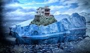 Résidence glaciale…. Jean Lou G