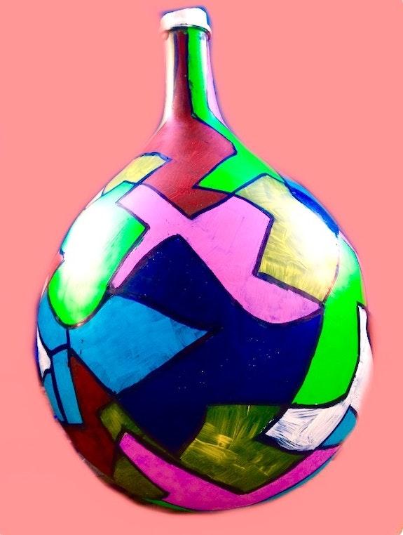 Reflets 3. Sandra Cremonese Xenart