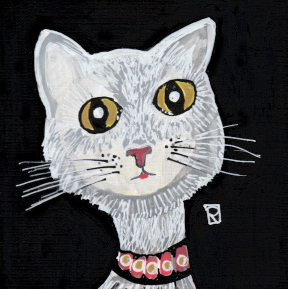 Minette ou petite chatte. Relindis Relindis