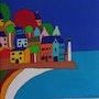 » Belle île en mer ». Yves Decaudan