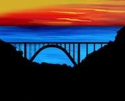 Bixby Bridge.