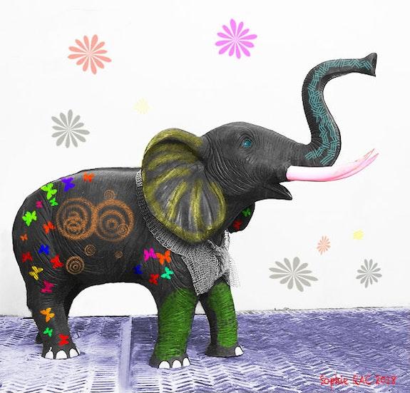 So… Elephant…. Sophie Rac Sophie Rac