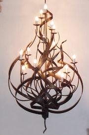 Fireball, Light fixture. Fotis Hois