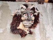 Les masques du Lötschental: les'TCHÄGÄTTÄ'.