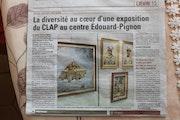 Exposition d Artistes.