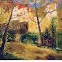 Paysage d'automne. Richard Hennequin