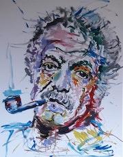 Georges Brassens.