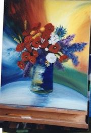 Bouquet printanier.