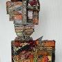 Sculpture abstraite. Canip Doğutürk