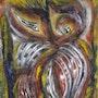 Afri-vi hibou. David Lurcott