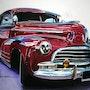 Chevrolet Fleetline Aerosedan 1946. Gilbert Verani