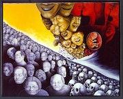 Le temps brisé (1987). Takashi Inui