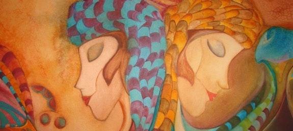 Duality. Pilar Ortiz Pilar Ortiz/pellë Art Concepts