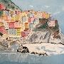 Cinque Terre #2. John Macarthur