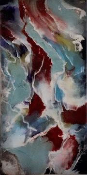 'Veins of Silver'. Kim Switzer