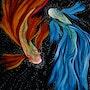 «Les poissons de Mars». Emmanuelle Hildebert