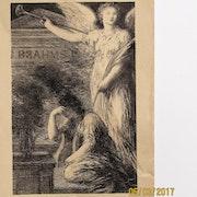 Fantin Latour : Hommage à Brahms. Historien d'art, Archéologue; Chercheur Free-L.