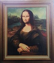 Mona lisa. Daniel Moncla