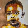 L'enfant noir. Mademoisellair