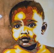 L'enfant noir.