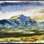Carnet de voyage: 1 mois en solitaire à travers l'Islande. L'aquarelle En Voyage.