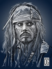 Capitaine jack… Sparrow.