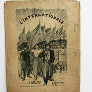 T. Alexandre steinlen : L'Internationale. Historien d'art, Archéologue; Chercheur Free-L.