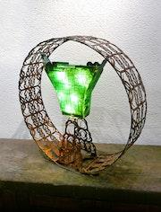 Lampe ambiance «dans l'arène».