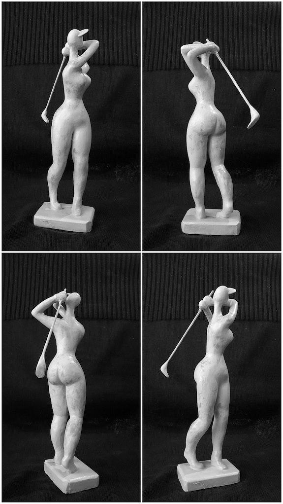 Golfeuse.  Jean-Marie Passeron