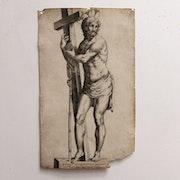 D'après Michael ange : Christ ressucité.. Historien d'art, Archéologue; Chercheur Free-L.