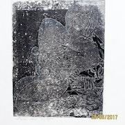 Henri de waroquier : Orphée. 1944.. Historien d'art, Archéologue; Chercheur Free-L.