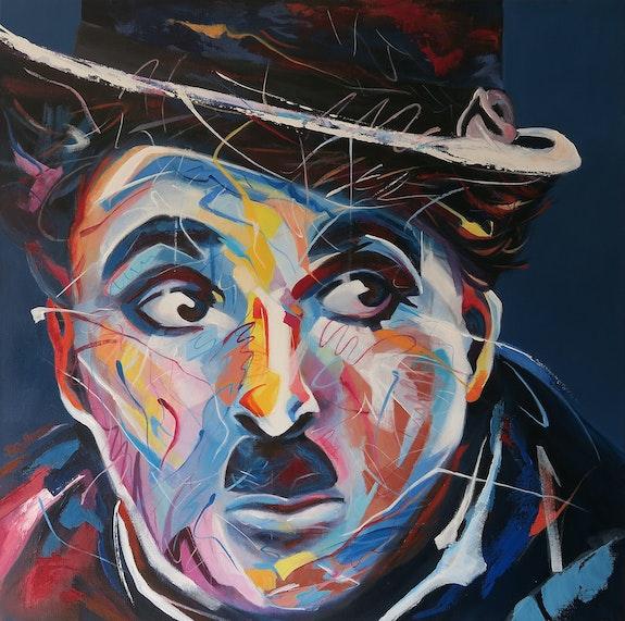 Charlie Chaplin. Régine Guthmann Régine Guthmann