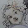 Ma poupée. Brigitte Vigier