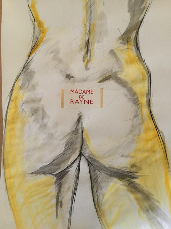 Courbes de Madame de Rayne. Mylene Caïe-Bertin Mylène Caïe-Bertin