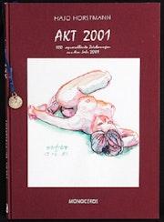 Buch: «Akt 2001» (2002), Autor: Hajo Horstmann. Hajo Horstmann