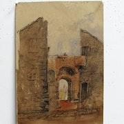 Jean-Baptiste Camille corot : Une Fabrique.. Historien d'art, Archéologue; Chercheur Free-L.