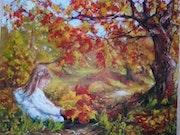 «Bouquet d'automne». Alyona