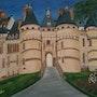 Château de Chaumont-sur-Loire. Ilham Balarh