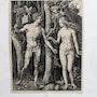 Albrecht. Dürer : Adam, Eve, et le serpent. 1504. Historien d'art, Archéologue; Chercheur Free-Lance (Er)