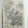 Albrecht dürer : Le Combat d'Hercule et de Cacus (? ).. Historien d'art, Archéologue; Chercheur Free-L.