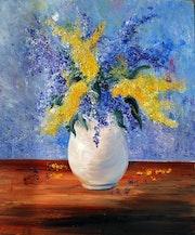 Bouquet de printemps.