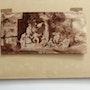 Anonyme «Flamand» du XVIIe : Fête à l'auberge, musique, danse, beuverie, couples. Historien d'art, Archéologue; Chercheur Free-L.